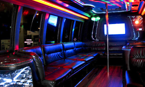 Alaska Party Bus Prices